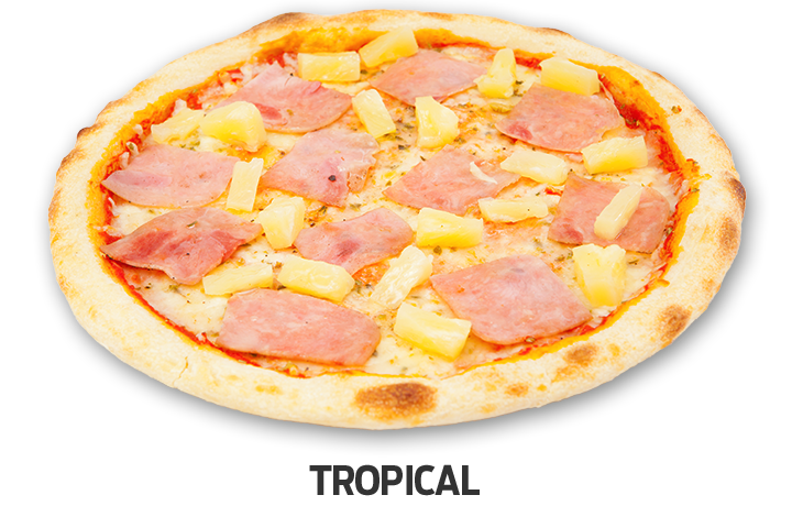 Pizza - Tropical